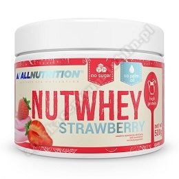 Allnutrition Nutwhey strawberry 500 g