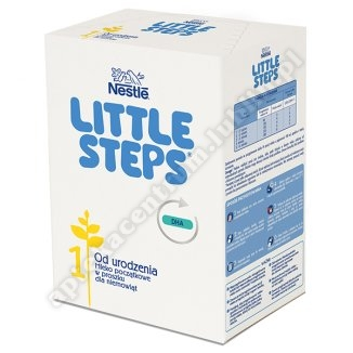 Little Steps 1 prosz.600 g