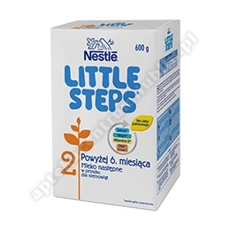 Little Steps 2 prosz. 600 g