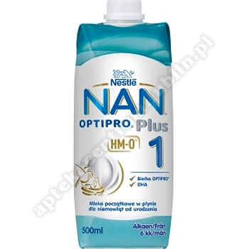 NESTLE NAN Optipr.1 liquid 500 ml