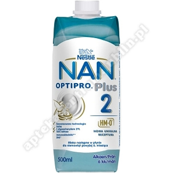 NESTLE NAN Optipr.2 liquid 500 ml
