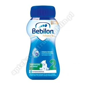 Bebilon 2 z Pronutra ADVANCE płyn 200ml
