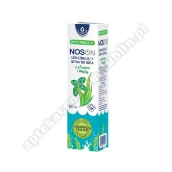 NOSON Spray do nosa udrażniający z aloesem 120 ml