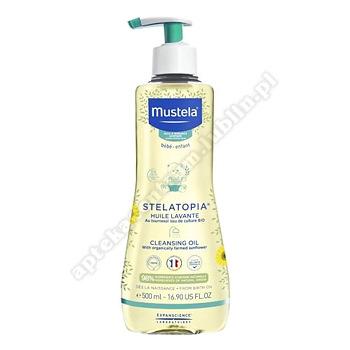 MUSTELA Stelatopia Olejek myjący 500ml