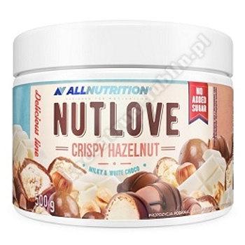 Allnutrittion Nutlove crispy hazelnut 500