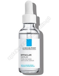 LA ROCHE EFFACLAR Skoncentrowane Serum 30 ml+ Kosmetyczka i próbki