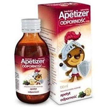 Apetizer Odporność Junior syrop dla dzieci