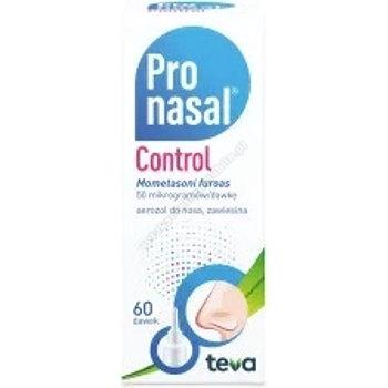 Pronasal Control aer.donosa,zawiesina 0,05 60daw.