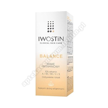 IWOSTIN BALANCE Shake witaminowy serum 15ml