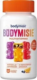 Bodymax Bodymisie o owocowych smakach 60 sztuk
