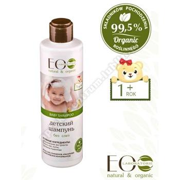 ECOLAB BABY szampon do włosów bez łez od1+