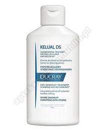 DUCRAY KELUAL DS  Szampon do postępowania w ciężkich stanach łupieżowych - 100 ml