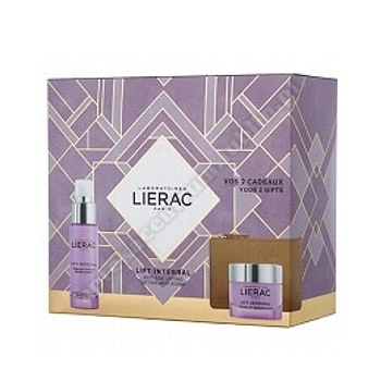 LIERAC Zestaw LIFT INTEGRAL Serum +Krem