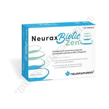 NeuraxBiotic Zen kaps. 30 kaps.