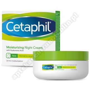 CETAPHIL Krem nawilżający na noc 48 ml