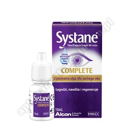 Systane Complete krop.do oczu 10 ml