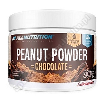 Allnutrition Delicious Line Peanut Powder czekolada  200 g