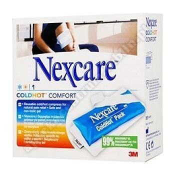 Nexcare ColdHot Comfort okłady żelowe ciepo-zimny 11 cm X 26cm