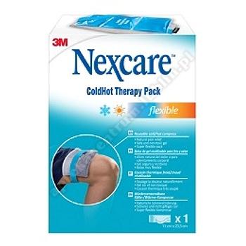 Nexcare ColdHot  Flexible Okła żelowy 23,5 x 11 cm.