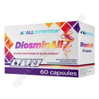 Allnutrition Diosminall kaps. 60 kaps.