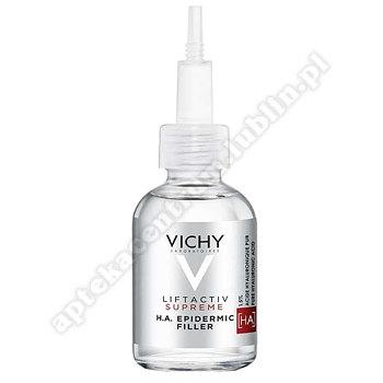 VICHY LIFTACTIV SUPREME H.A. Epidermic Filler,wypełniające serum przeciwzmarszczkowe, 30 ml