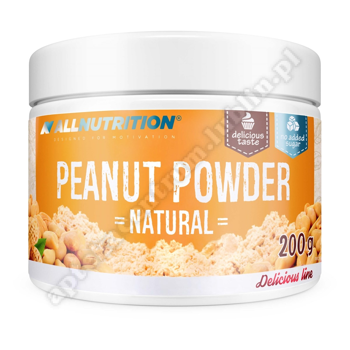 ALLNUTRITION PEANUT POWDER 200 g NATURAL