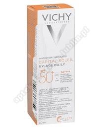 VICHY CAPITAL SOLEIL Fluid UV AGE 50 40ml