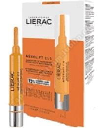 LIERAC MESOLIFT C15 Koncentrat rewital.2 szt.a 15ml