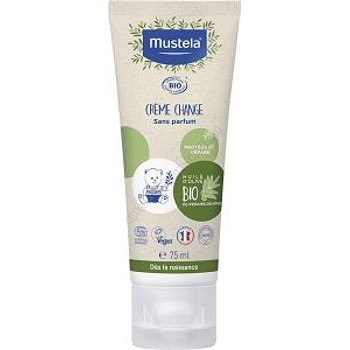 MUSTELA BIO Krem do przewijania 75 ml +mustela liniment50 ml gratis !!!