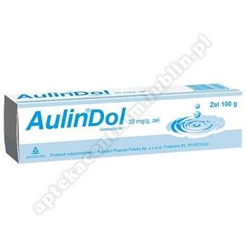 AulinDol żel 0,03 g/g 100 g (tuba)