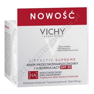 VICHY LIFTACTI SUPREME  (HA)  SPF 30 krem 50 ml