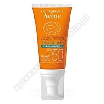 AVENE Cleanance SŁOŃCE SPF 50+ Bardzo wys.50 ml