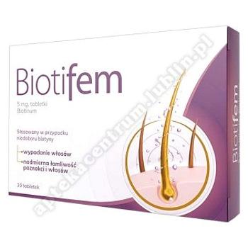 Biotifem tabl. 5 mg 30 tabl.