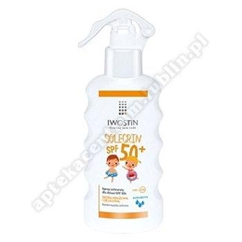 Iwostin SOLECRIN Spray kids SPF 50 175ml