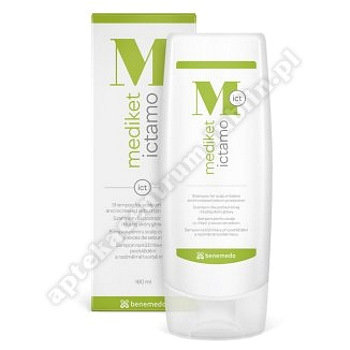 MEDIKET ICTAMO Szamp. 180 ml