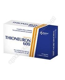 Thioneuron 600 kaps.zrośl.celulozy 30kaps.