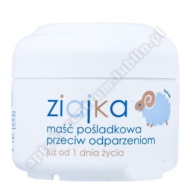 ZIAJA ZIAJKA Maść Pośladkowa p/odparze. 50
