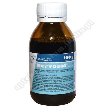 Nervosol plyn 100 g