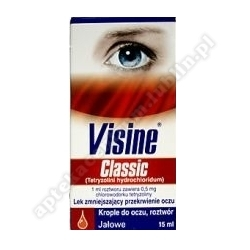 Visine CLASSIC krople do oczu 15 ml