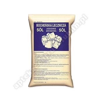 Sól BOCHENSKA jodowo-bromowa 1kg