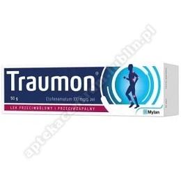 Traumon zel 10 %    50 g
